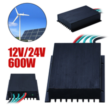 High Quality 12/24V 600W LED Wind Turbine Generator Charge Waterproof Controller Regulator Mayitr Hot Selling hot sale high quality 300w wind power generator in demand across the world