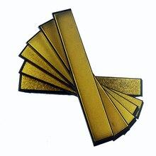 New update Ruixin Apex sharpener Oxidation Plating titanium diamond whetstone smooth 6.24x0.8x0.3 inches