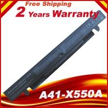 14.8 v Batterij Voor Asus X450 X550 X550C A41 X550 A41 X550A X550A A450LA P450LC R510EA P450CA F550VC F552C A450V P450LB
