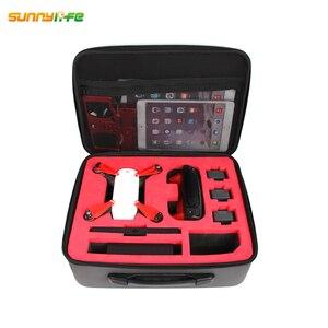 Image 5 - Sunnylife schowek ochronny torba futerał do przenoszenia dla DJI MAVIC 2/MAVIC PRO/MAVIC AIR/SPARK Drone futerał do przenoszenia akcesoria