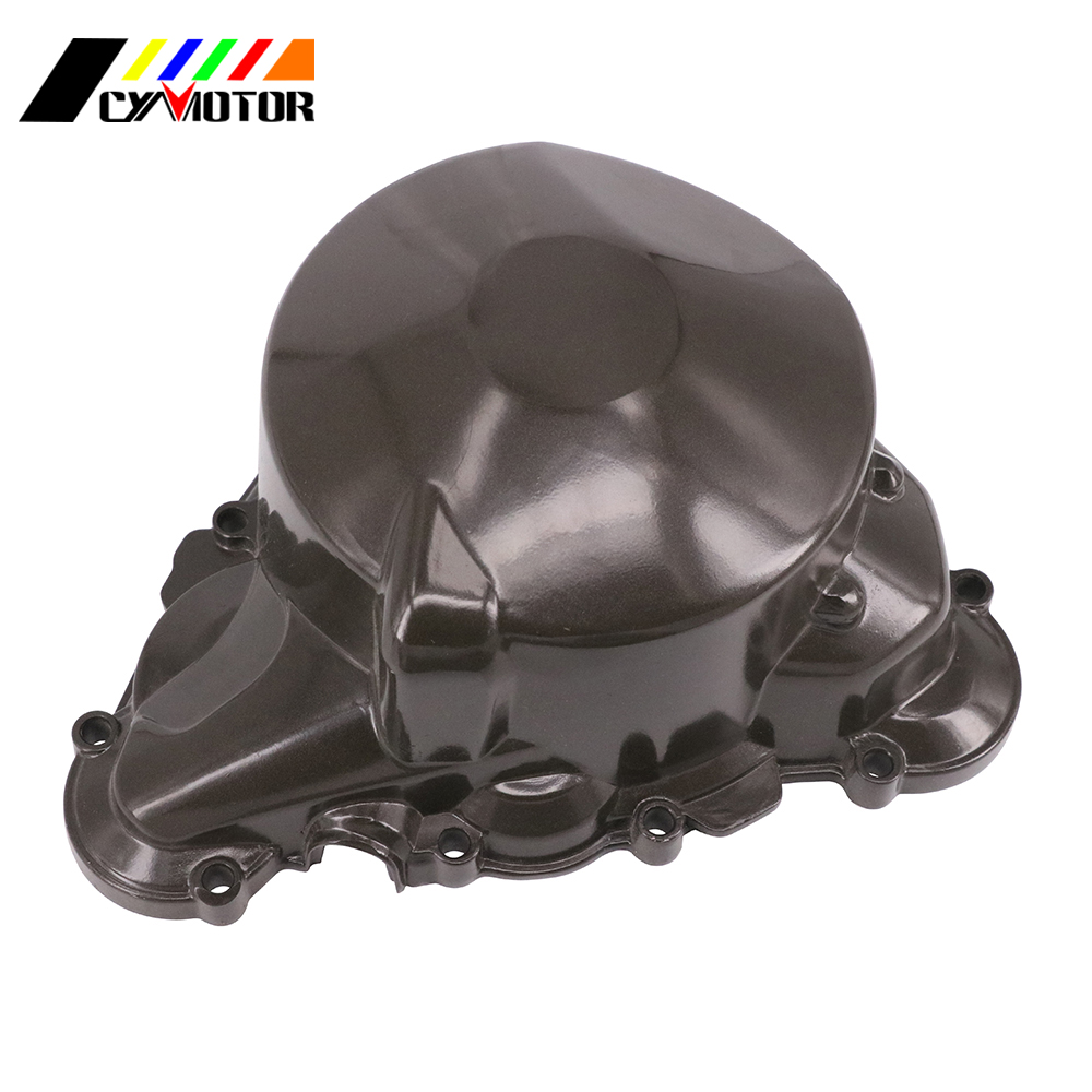 Motorcycle Engine Side Cover Guard Protection For <font><b>Triumph</b></font> <font><b>Daytona</b></font> <font><b>675</b></font> 2006 2007 <font><b>2008</b></font> 2009 2010 2011 2012 image