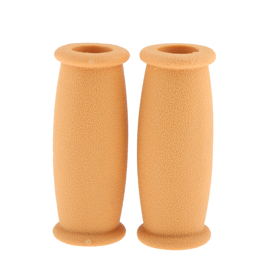 2pcs Soft Universal Crutch Pad Hand Grip Covers Handle Replacement Cover