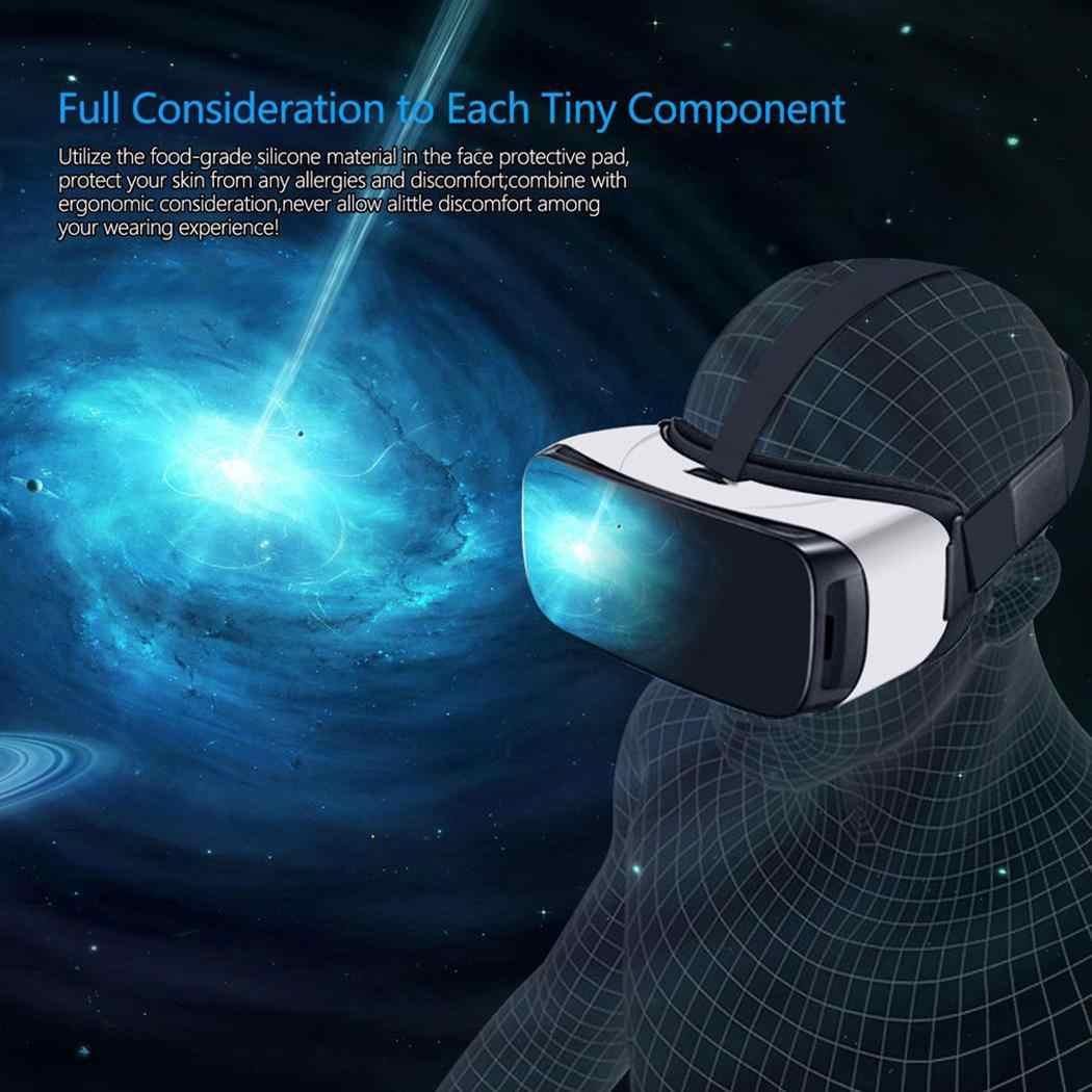 Bluetooth 3D гарнитура для очков виртуальной реальности 20-65 мм IOS только очки для 58-72 мм смартфонов 387 г