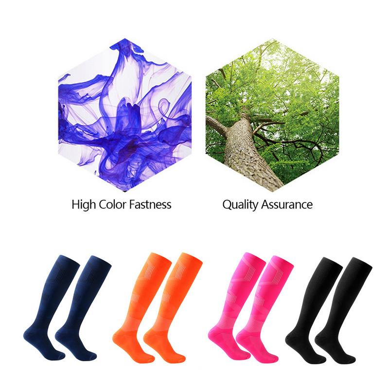 New Compression Socks Wear proof Long Warm Breathable Thermo Socks Quality Socks For Running Outdoors Skiing Snowboarding in Running Socks from Sports Entertainment