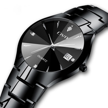 CIVO Mens Watches Top Brand Luxury Waterproof Date Wristwatch Men Quartz Watch F