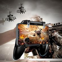 W11+ 4-in-1 Multi-Function Game Controller - PUBG Mobile Artifact Game Assistant Key Handle Gamepad