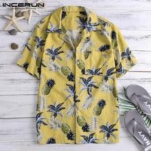 NEW Eye-Catching Hawaiian Shirts Tropical Mens Shir