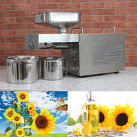 sunflower seeds oil press machine,sunflower seeds oil pressure,equipment for business,oil extractor business equipment