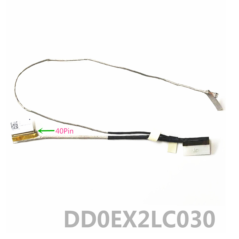 Free Shipping!!! 1PC Original New Laptop LCD Cable For <font><b>ASUS</b></font> <font><b>Q200E</b></font> S200E <font><b>X201E</b></font> X201L X202E DD0EX2LC030 image