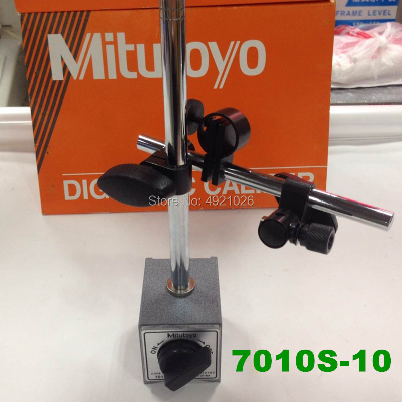 Mitutoyo 7010S-10 Magnetic Stands for Dial Test Indicators !!NEW!!