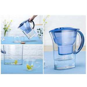 Image 4 - Filtr wody do dzban wody 6 sztuk/partia gospodarstwa domowego oczyszczania czajnik bezpośredni filtr wody pitnej węgiel aktywny wymiana