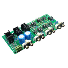 Top Preamplifier Electronic Three-Way Board Rayleigh Crossover 3 Dividers Power Amplifier Board Divider Board