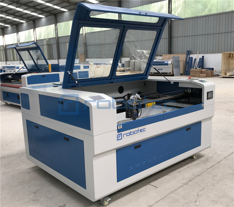 China DSP control co2 chipboard laser cutting machine 1390 metal head laser cutter with double tube laser engraving machine