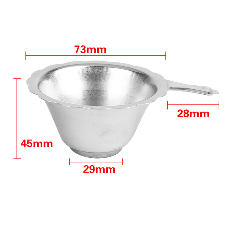 3D Printer Light Curing Consumable Funnel Folding Photosensitive Resin Funnel SS