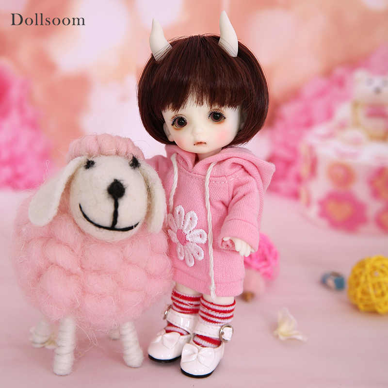Happy Choo Chika BJD SD Doll 1/8 Body Model Baby Girls Boys High Quality Toys For Birthday Xmas Best Gifts OUENEIFS