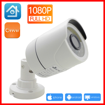 POE Ip Cameras 720P 960P 1080P Cctv Security bullet camera Outdoor Waterproof Infrared Home Surveillance P2P Onvif JIENU yoosee wifi ip smart camera bullet 720p 960p 1080p support p2p onvif sd card max64g motion detector alarm for cctv home security