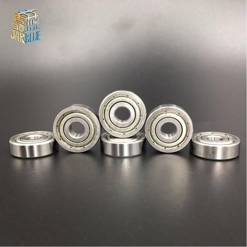 10pcs-flange-ball-bearing-608zz-623zz-624zz-625zz-635zz-626zz-688zz-3d-printers-parts-deep-groove-flanged-pulley-wheel