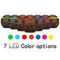 Диффузор эфирных масел с 7 меняющимися цветами светодиодными лампами и баком высокой емкости | увлажнитель  Функция ночника | Aromathera