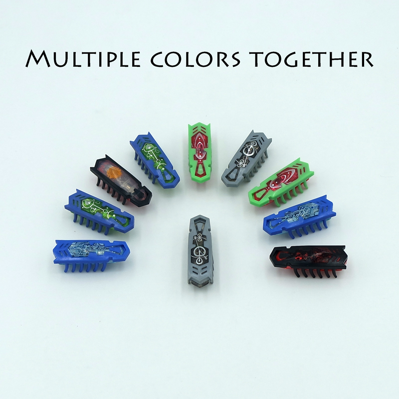 1Pcs Hexbug Random Novelty Fun Nano Electronic Pet Toys Robotic Insect For Children Practical Jokes Newest Amazing Hex Bug