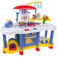 ABTOYS Kitchen Toys 7225153 Girls food for dolls vegetables food fruit happy baby tableware girl toy game play MTpromo