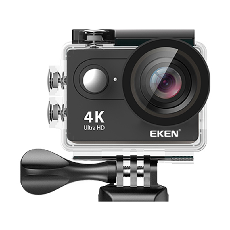 Original EKEN H9 / H9R Ultra 4K HD Wifi Action Camera Waterproof 170D 1080p 60FPS Underwater Go Underwater 4 K Pro Sport Cam(China)