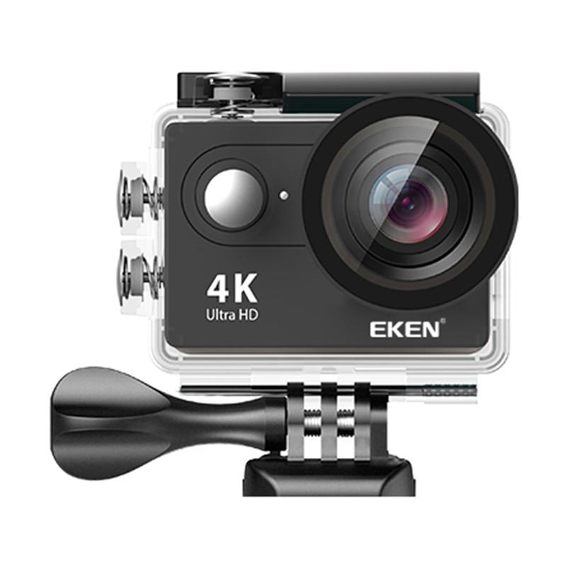 Caméra d'action EKEN H9/H9R Ultra 4 K HD Wifi étanche 170D 1080 p 60FPS sous-marine 4 K pro sport cam