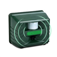 Outdoor Garden Repeller Bird Ultrasonic Repellent Deterrent Seagull Crow Cat Rats Pigeon Scarer Pest Control Repellents