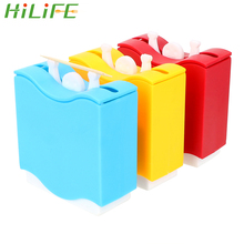 Organizer Gadgets Toothpick-Holder Home-Accessories Automatic Cute HILIFE Weight-Lifter