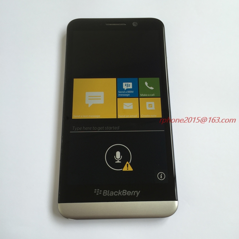 "Image 2 - Original Unlocked BlackBerry Z30 Mobile Phone Dual core 4G WiFi 8MP 5.0"" 16GB ROM Refurbished Cellphone-in Cellphones from Cellphones & Telecommunications"
