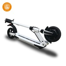 LOVELION EW4 7.8ah Intelligent Electric Scooter Folding Two Wheel Scooter, 30 Km Mileage 8-10h