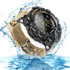 ①  Секундомер Мужчины Xwatch Sport 5ATM IP67 Smartwatch Smart Watch ДОЛГОЕ ВРЕМЯ ОЖИДАНИЯ Bluetooth Шаг ★