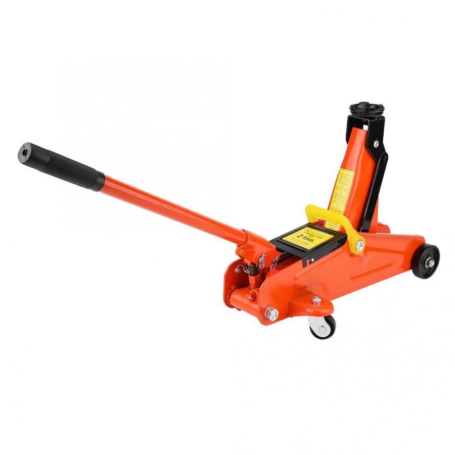 Lifting Cranes 2T Capacity Car Lift Hydraulic Jack Automotive Lifter Trolley Jack Repair Tool Lifting Tools(China)