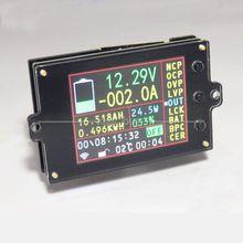 500V 50A 100A 200A 300A 500A беспроводной Вольт Ампер температуры кулона ёмкость аккумуляторной батареи монитор