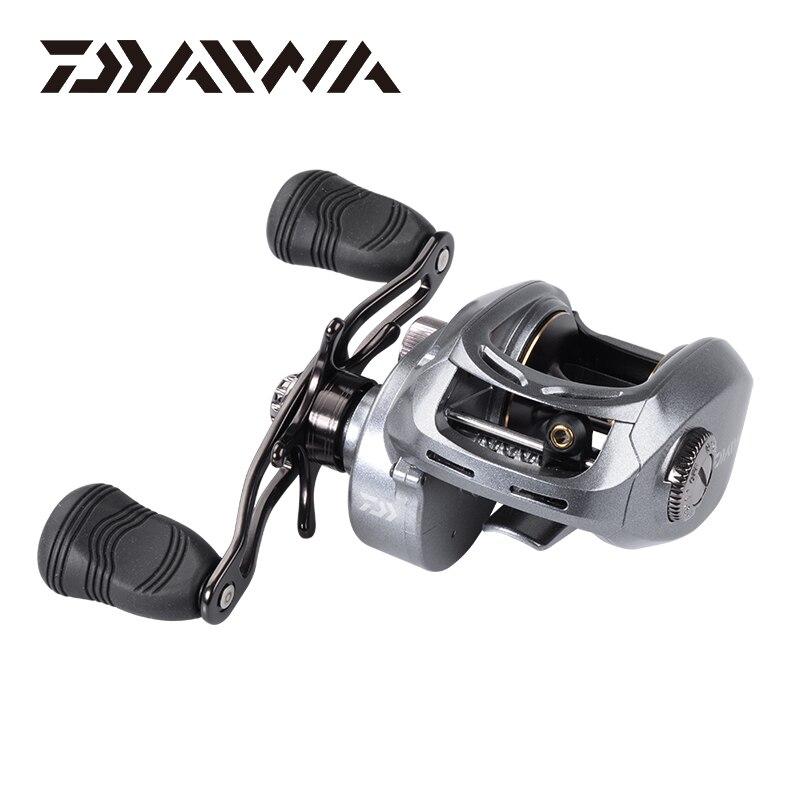 bd6da9fc9e2 100% Original DAIWA LEXA 300H/300HL Fishing Reel Baitcast Reel 7BB gear  ratio 6.3:1 Baitcasting Fishing Reel carp Fishing Tackle-in Fishing Reels  from ...