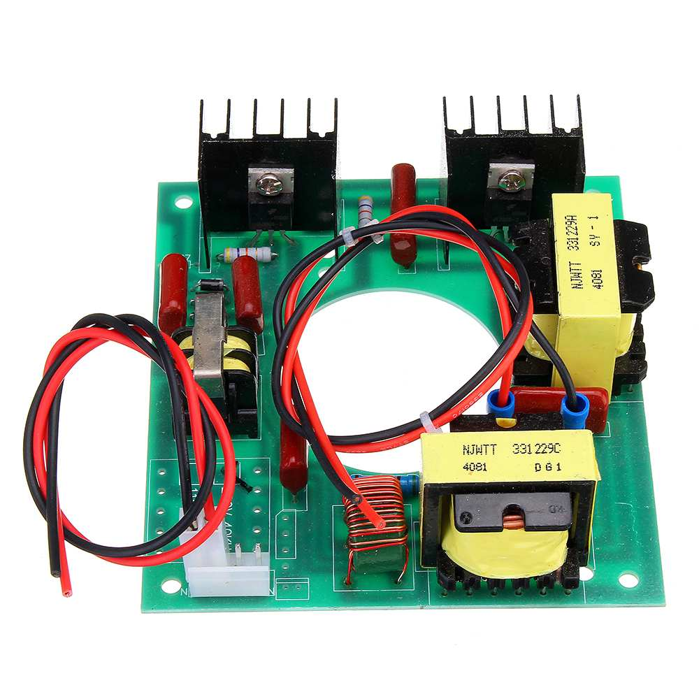 Image 2 - 220V 50W Ultrasonic Generator Power Supply Module + 1pc 40KHZ Ultrasonic Transducers Vibrator-in Ultrasonic Cleaner Parts from Home Appliances