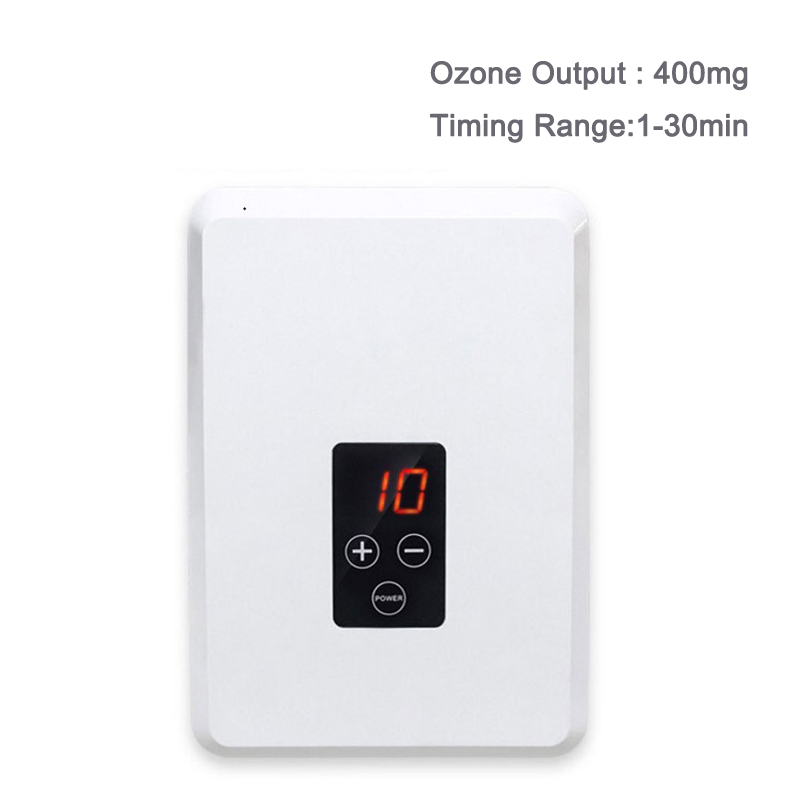 400MG Ozonator Ozone Generator Water Purifier Ozonizer Water Ozonator O3 ND-403MG nexon ce rohs household pre filtration 400mg 8w fruit washing machine ozone generator ozonizador nd 400mg