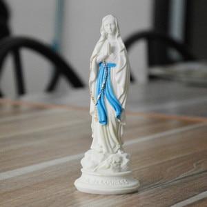 Catholicism Mary Figurines Res
