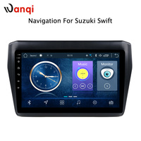 Android 8.1 For Suzuki Swift 2017 2018 2019 Car DVD Multimedia Player GPS Navigation Stereo Radio BT WIFI