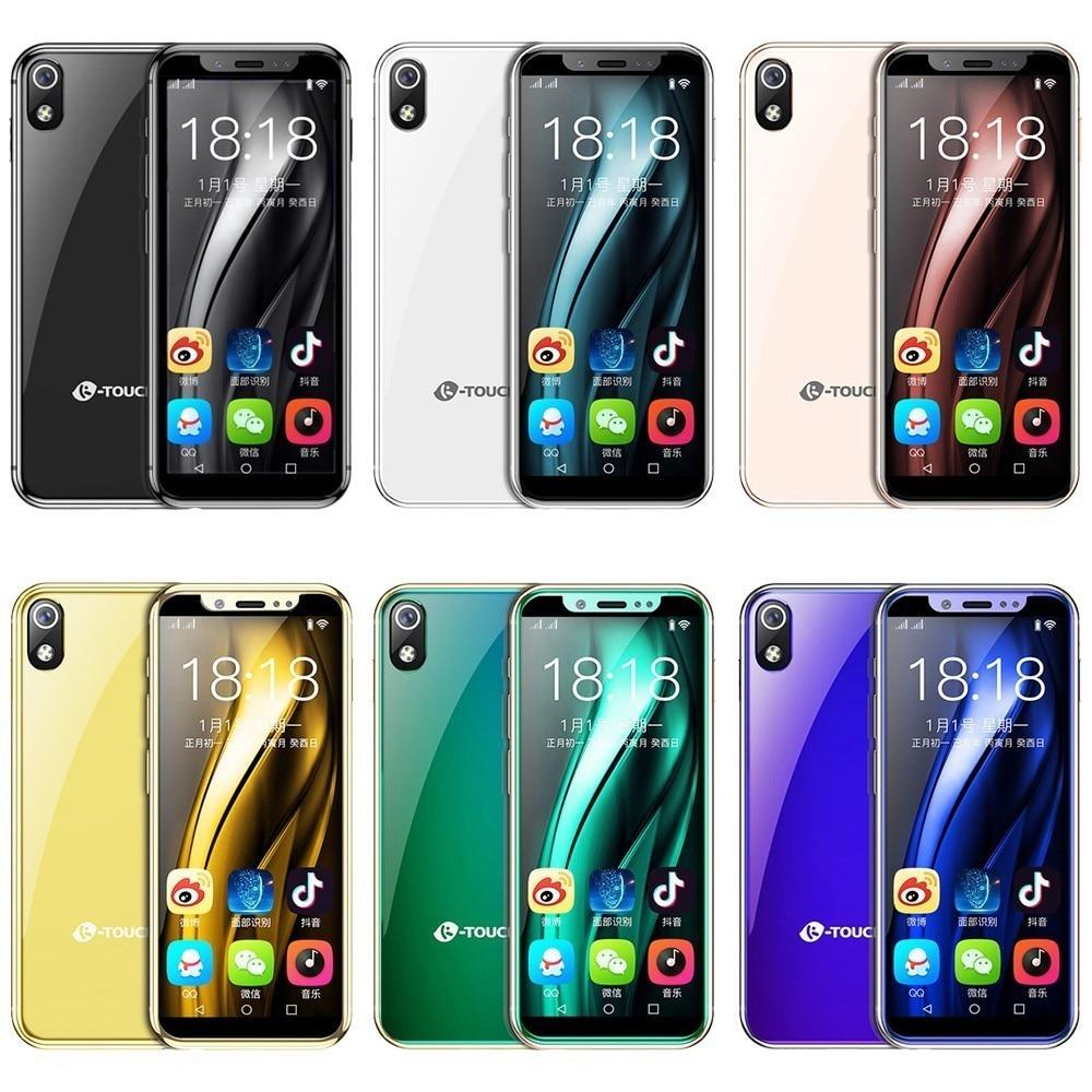 Quad phones K-Touch sim