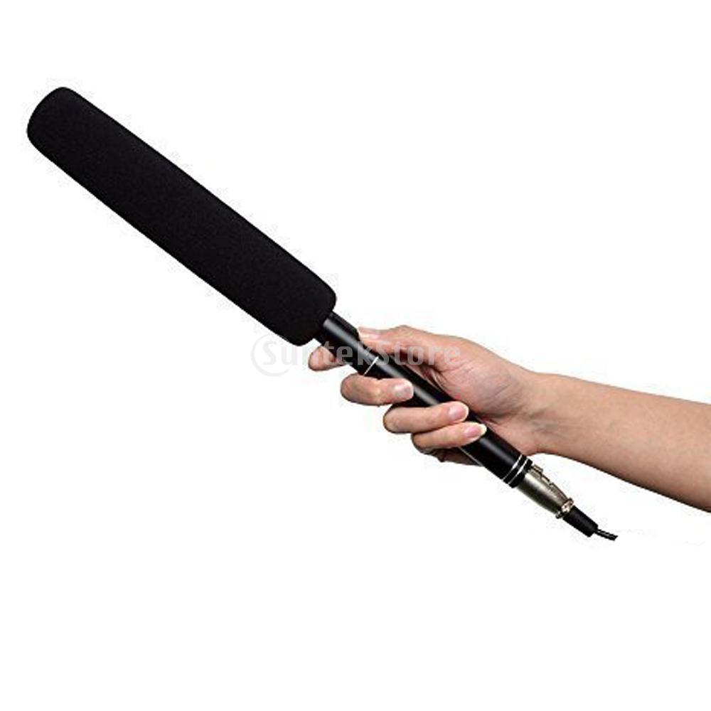 21 см длинная поролоновая губка для ветрового стекла, кожух для микрофона