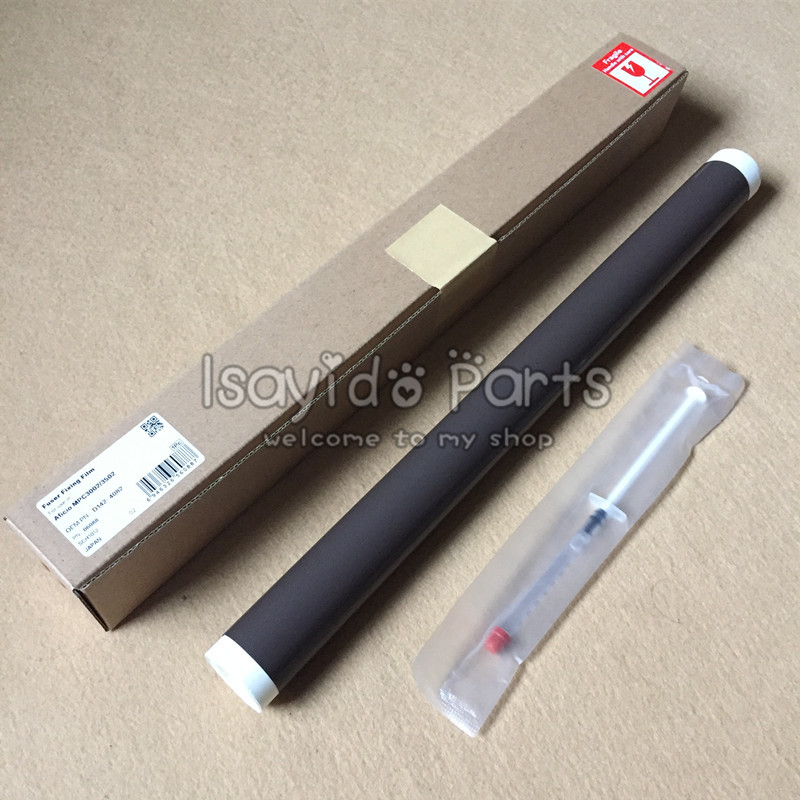 Japan MP5054 MP6054 Fuser Fixing Film Sleeve for Ricoh MP C3002 C3502 C4502 C5502 C6002 MP2554