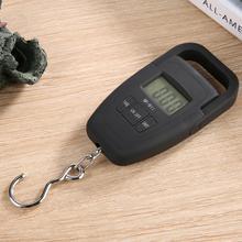 Портативный ЖК-цифровой электронный подвесной весы. Оригинальная часть кухонного прибора, нагрузка 150 кг