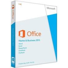 Microsoft Office 2013 для дома и бизнеса лицензионный ключ цифровая загрузка