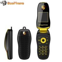Original Newmind F15 Plus Flip Phone 1.44 Mini Car Key Student Dual Sim MP3 Model Shape Children Toy Mobile Phone