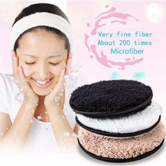 Cleansing Puff Makeup Removal Sponge  2