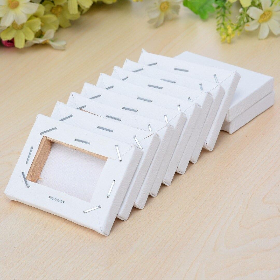 10pcs New 5*7cm White…