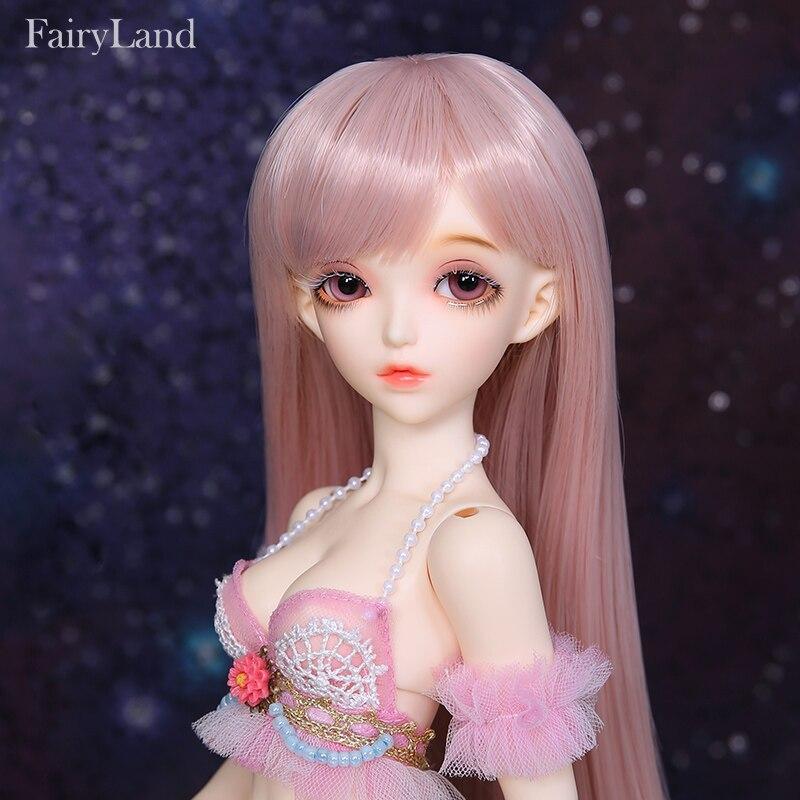 Волшебная страна Minifee Алисия BJD куклы 1/4 Fairyline Кентавр mad Мода фантастические женские Русалка luts море littlemonica подарок