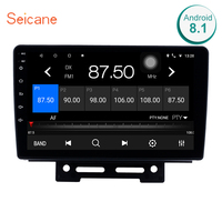 Seicane Android 8,1 Автомобильный DVD Радио мультимедийный плеер для 2012 2014 Geely Emgrand EC7 FM gps для навигации и аудиосистемы Стерео Авторадио