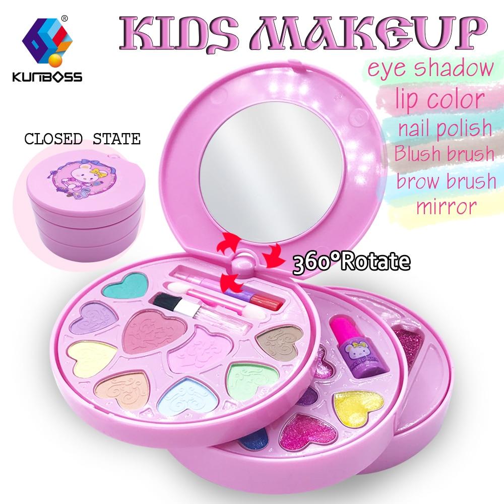 Toddler Girl Makeup Set