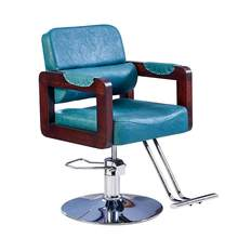 Sessel Mueble Sedie Nail Stoelen De Barbeiro Cadeira Cabeleireiro Beauty Furniture Silla Salon Shop Barbearia Barber Chair(China)
